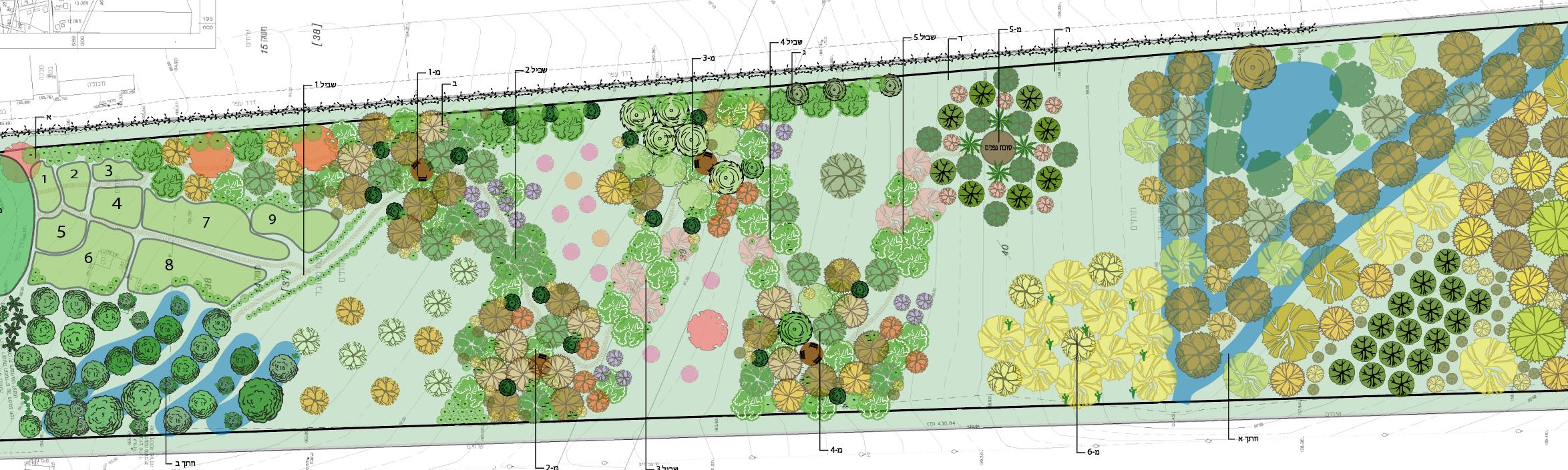 תכנון יער מאכל